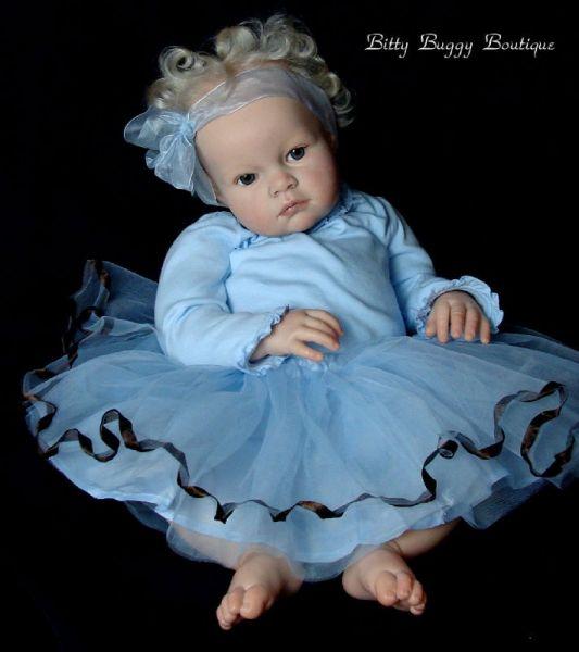 d4c9f6a63727 Bebe do molde tatiana - Magic Baby